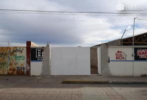 Foto de terreno habitacional en venta en  , ciudad industrial, durango, durango, 11108778 No. 01