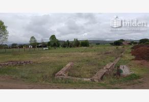 Foto de terreno habitacional en venta en  , ciudad industrial, durango, durango, 0 No. 01