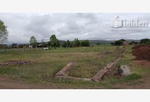 Foto de terreno comercial en venta en  , ciudad industrial, durango, durango, 6893512 No. 01