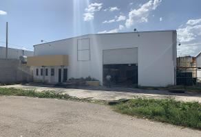 Foto de nave industrial en venta en  , ciudad industrial, mérida, yucatán, 11819021 No. 01
