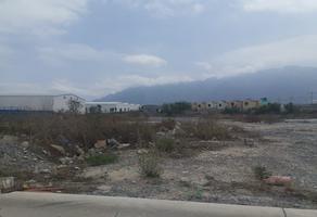 Foto de terreno industrial en venta en  , ciudad industrial mitras, garcía, nuevo león, 18448498 No. 01