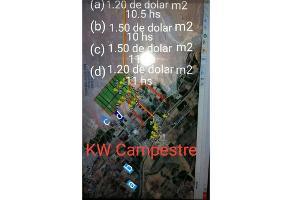 Foto de terreno habitacional en venta en  , ciudad juárez centro, juárez, chihuahua, 0 No. 01