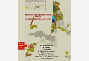 Foto de terreno comercial en venta en ciudad maderas , ciudad maderas, el marqués, querétaro, 0 No. 01