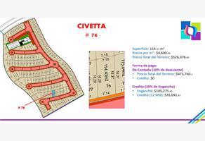 Foto de terreno habitacional en venta en civetta 76, industrial la montaña, querétaro, querétaro, 13697966 No. 01