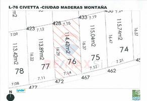 Foto de terreno habitacional en venta en civetta , parque industrial el marqués, el marqués, querétaro, 0 No. 01
