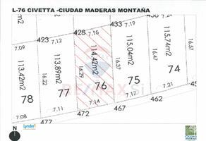 Foto de terreno habitacional en venta en civetta , parque industrial el marqués, el marqués, querétaro, 15209347 No. 01