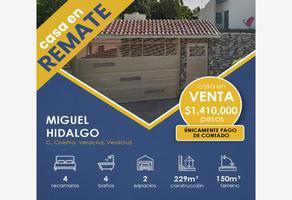 Foto de casa en venta en civismo 536, miguel hidalgo, veracruz, veracruz de ignacio de la llave, 20282642 No. 01