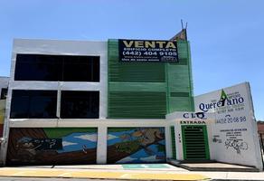 Foto de edificio en venta en  , claustros del parque, querétaro, querétaro, 15663510 No. 01