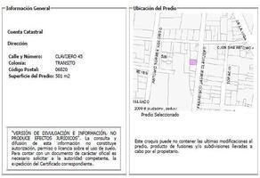 Foto de terreno habitacional en venta en clavijero , transito, cuauhtémoc, df / cdmx, 18895322 No. 01