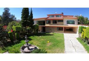Foto de casa en venta en  , cleotilde torres, puebla, puebla, 18700149 No. 01