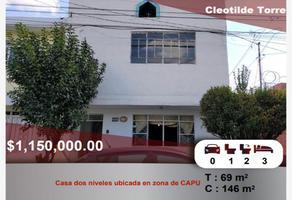 Foto de casa en venta en  , cleotilde torres, puebla, puebla, 19220573 No. 01