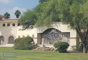 Foto de terreno habitacional en venta en club campestre montebello lado oriente , montebello, torreón, coahuila de zaragoza, 4004568 No. 01