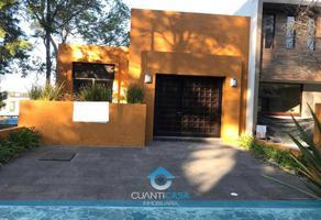 Foto de casa en venta en  , club campestre, morelia, michoacán de ocampo, 17605377 No. 01