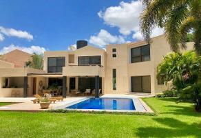 Foto de casa en venta en Club de Golf La Ceiba, Mérida, Yucatán, 7728247,  no 01