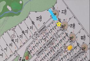 Foto de terreno habitacional en venta en  , club de golf la loma, san luis potosí, san luis potosí, 11847310 No. 01