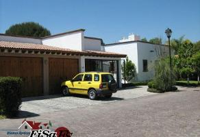 Foto de casa en venta en  , club de golf san juan, san juan del río, querétaro, 15878363 No. 01