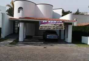Foto de casa en venta en  , club de golf san juan, san juan del río, querétaro, 15977451 No. 01