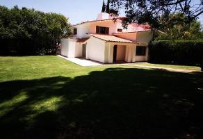 Foto de casa en venta en  , club de golf san juan, san juan del río, querétaro, 16115214 No. 01