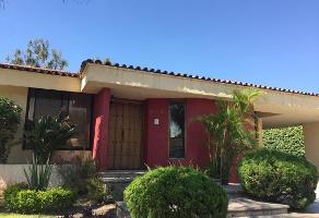 Foto de casa en renta en  , club de golf santa anita, tlajomulco de zúñiga, jalisco, 7102065 No. 01