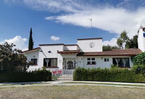 Foto de casa en venta en club de golf tequisquiapan , club de golf tequisquiapan, tequisquiapan, querétaro, 10601329 No. 01