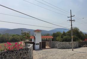 Foto de terreno habitacional en venta en  , club haciendas de ticuman, tlaltizapán de zapata, morelos, 17958650 No. 01