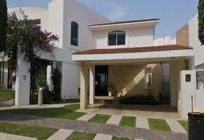 Foto de casa en condominio en renta en cluster 333 , lomas de angelópolis ii, san andrés cholula, puebla, 0 No. 01