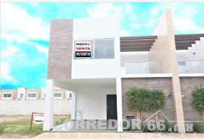 Foto de casa en venta en cluster 8 1, sol campestre, centro, tabasco, 8536899 No. 01
