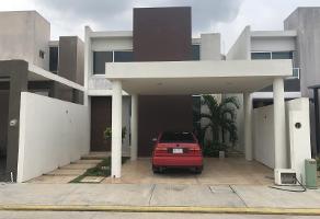 Foto de casa en venta en clúster 9 9, el carmen, nacajuca, tabasco, 0 No. 01