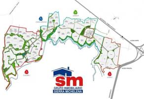 Foto de terreno habitacional en venta en cluster quintana roo , lomas de angelópolis privanza, san andrés cholula, puebla, 15050663 No. 01