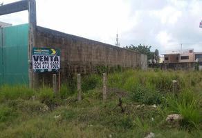 Foto de terreno habitacional en venta en  , coatzacoalcos centro, coatzacoalcos, veracruz de ignacio de la llave, 11722896 No. 01