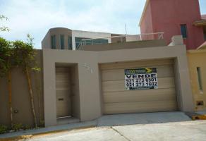 Foto de casa en venta en  , coatzacoalcos, coatzacoalcos, veracruz de ignacio de la llave, 11543514 No. 01