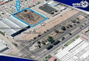 Foto de terreno habitacional en venta en cobalto , ciudad industrial, durango, durango, 17948336 No. 01