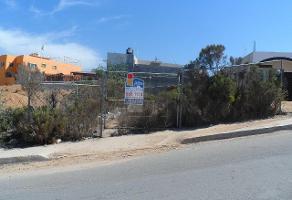 Foto de terreno habitacional en venta en cochimí , cumbres de la presa, ensenada, baja california, 5714022 No. 01