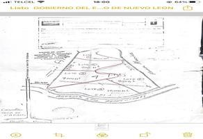 Foto de terreno habitacional en venta en  , cola de caballo, santiago, nuevo león, 0 No. 01