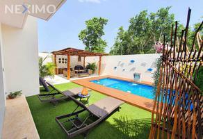 Foto de casa en venta en colegios 87, colegios, benito juárez, quintana roo, 22247362 No. 01