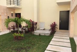Foto de casa en renta en  , colegios, benito juárez, quintana roo, 14056855 No. 01