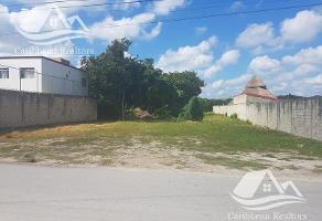 Foto de terreno habitacional en venta en  , colegios, benito juárez, quintana roo, 0 No. 01