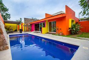 Foto de casa en venta en colibri , rincón de guayabitos, compostela, nayarit, 5605718 No. 01
