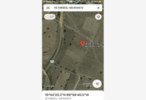 Foto de terreno habitacional en venta en colihuia it 0, ampliación san jerónimo, tecámac, méxico, 20208701 No. 01