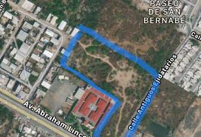 Foto de terreno habitacional en venta en  , colina de san bernabé (f-25), monterrey, nuevo león, 11766774 No. 01