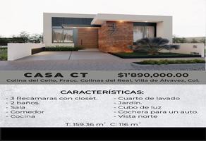 Foto de casa en venta en colina del celio colinas del real , real santa fe, villa de álvarez, colima, 0 No. 01