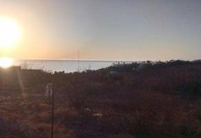 Foto de terreno habitacional en venta en  , colina del sol, la paz, baja california sur, 7011338 No. 01