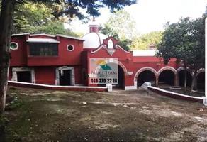 Foto de rancho en venta en colina , santa maría ahuacatitlán, cuernavaca, morelos, 18035064 No. 01