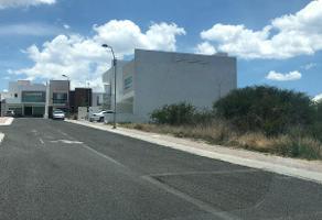 Foto de terreno habitacional en venta en colinas , altavista juriquilla, querétaro, querétaro, 15094093 No. 01