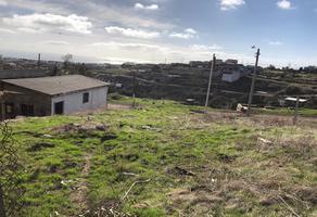 Foto de terreno habitacional en venta en  , colinas de aragón, playas de rosarito, baja california, 19150386 No. 01