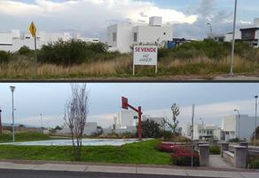 Foto de terreno habitacional en venta en colinas de juriquilla , real de juriquilla (diamante), querétaro, querétaro, 14367960 No. 01