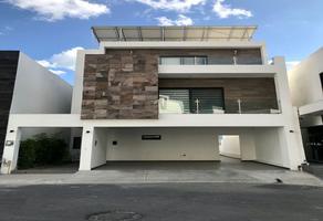 Foto de casa en venta en  , colinas de valle verde, monterrey, nuevo león, 21932101 No. 01