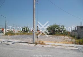 Foto de terreno habitacional en venta en  , colinas del aeropuerto, pesquería, nuevo león, 14575171 No. 01