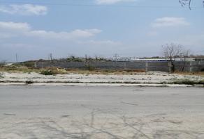 Foto de terreno habitacional en venta en  , colinas del aeropuerto, pesquería, nuevo león, 16558817 No. 01