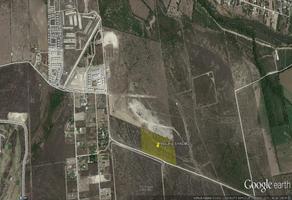 Foto de terreno industrial en venta en  , colinas del aeropuerto, pesquería, nuevo león, 17780130 No. 01